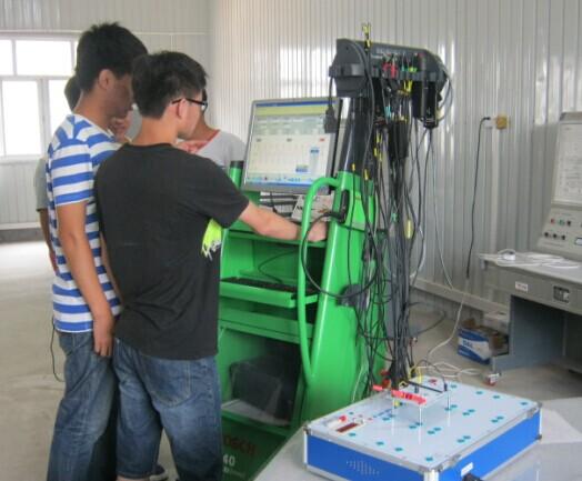 河北机电职业技术学院国家级实习实训基地